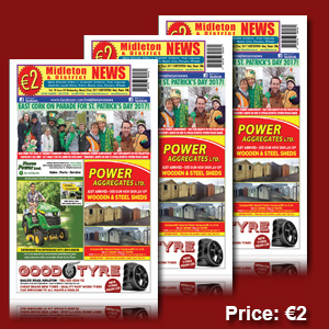 Midleton News March 22nd 2017 | eBooks | Periodicals