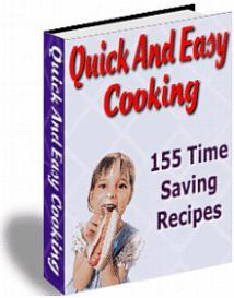 Quick And Easy Cooking | eBooks | Food and Cooking
