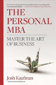 the personal mba: chapter splitted and easy to listen