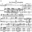 Des Fischers Liebesglück D.933,  Low Voice in E minor, F. Schubert | eBooks | Sheet Music