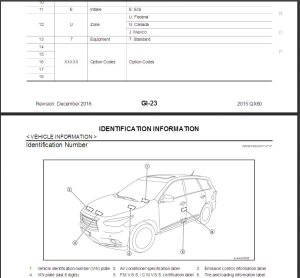 infiniti qx60 l50 2015 service repair manual & wiring diagram