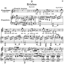 Erlafsee D.586,  Low Voice in C Major, F. Schubert | eBooks | Sheet Music