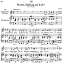 Glaube, Hoffnung und Liebe D.939,  Low Voice in C Major, F. Schubert | eBooks | Sheet Music
