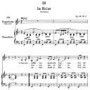 Im Haine D.737,  Low Voice in F Major, F. Schubert | eBooks | Sheet Music