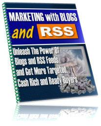 Marketing with Blogs and RSS | eBooks | Business and Money