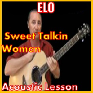Learn to play Sweet Talking Woman By ELO | Movies and Videos | Educational