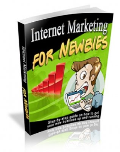 internet marketing for newbies 2010
