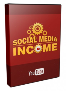 social media income - youtube 2017