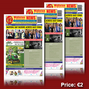 Midleton News March 29th 2017 | eBooks | Magazines