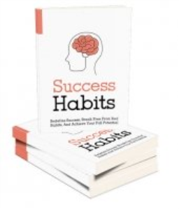 success habits 2017