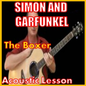 Learn to play The Boxer 2 by Simon And Garfunkel | Movies and Videos | Educational
