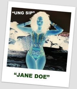 "UNG SIP  ""JANE DOE""   with 2 Free Songs 