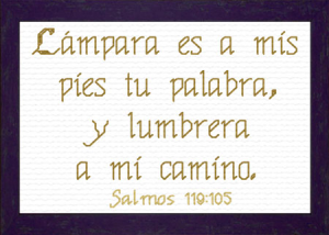 Palabra y Lumbrera | Crafting | Cross-Stitch | Other
