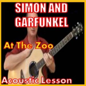 Learn to play At The Zoo by Simon And Garfunkel | Movies and Videos | Educational
