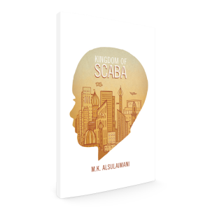 kingdom of scaba.. audio book