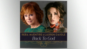 back to god by reba mcentire (lauren daigle) arranged for sat vocals and band