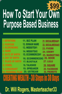 how to start you own purpose (service) based business