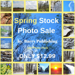 barry publishing spring stock photo sale