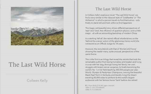 First Additional product image for - The Last Wild Horse