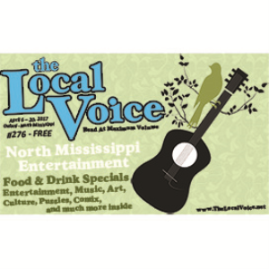 The Local Voice #276 PDF download | Crafting | Knitting | Other