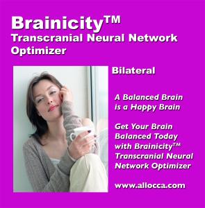 BrainicityTM Transcutaneous Neural Network Optimizer - Bilateral | Music | Other
