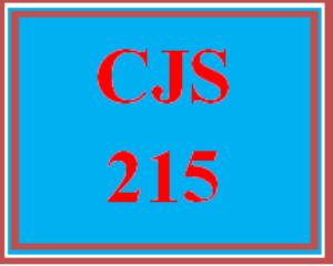 CJS 215 Week 4 Crime Scene Paper | eBooks | Education