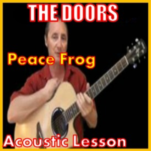 Learn to play Peace Frog by The Doors | Movies and Videos | Educational