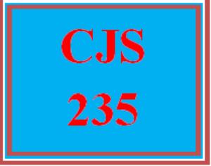 CJS 235 Week 5 Terrorism Paper   eBooks   Education