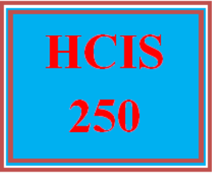 HCIS 250 Week 2 Administrative Tasks in the EHR | eBooks | Education