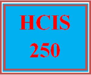 HCIS 250 Week 5 Information Protection Worksheet | eBooks | Education