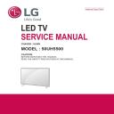 LG 50UH5500 Television Original Service Manual + Schematics   eBooks   Technical