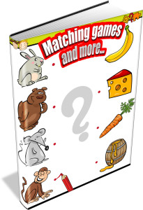 Matching games and more bundle for kids | eBooks | Education