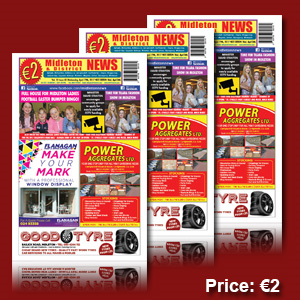 Midleton News April 19th 2017 | eBooks | Magazines