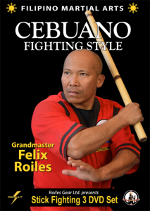 FILIPINO SEBUANO STICK FIGHTING STYLE (3 Volume Set) | Movies and Videos | Training