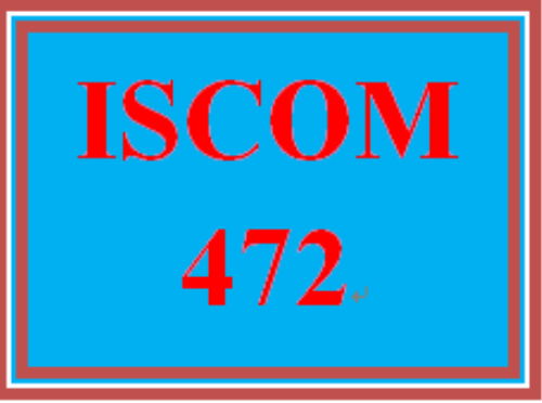 First Additional product image for - ISCOM 472 Week 1 Lean Enterprise Organization Application