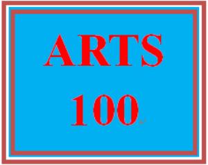 ARTS 100 Entire Course | eBooks | Education
