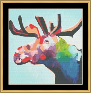 Artsy Moose | Crafting | Cross-Stitch | Wall Hangings