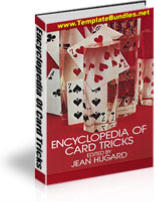 First Additional product image for - Printable card games, states, golf, card tricks ebook