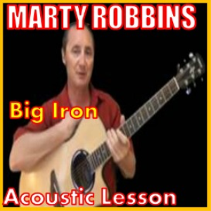 Learn to play Big Iron by Marty Robbins | Movies and Videos | Educational
