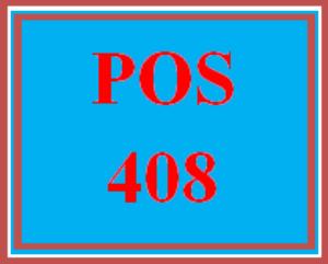 POS 408 Week 5 Learning Team: Visual Basic® Application | eBooks | Education