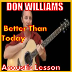 Learn to play Better Than Today by Don Williams | Movies and Videos | Educational