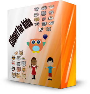 huge clipart image bundle for kids and parents