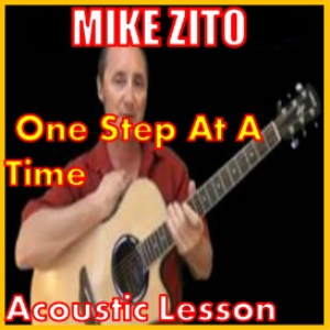 Learn to play One Step At A Time by Mike Zito | Movies and Videos | Educational