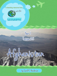 Let's Go Geography:  Afghanistan (Asia) | eBooks | Education