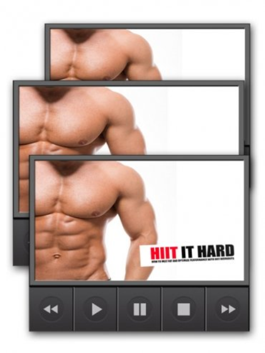 First Additional product image for - HIIT It Hard & Video Upgrade