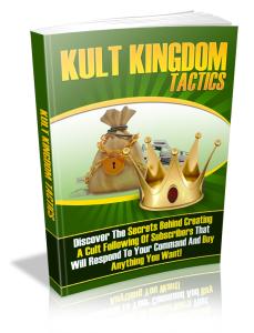 kult kingdom tactis
