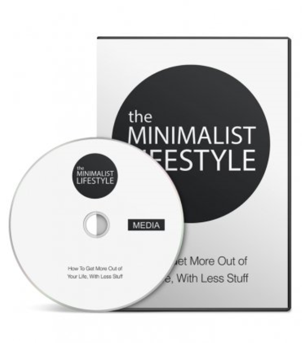 First Additional product image for - The Minimalist Lifestyle + Gold