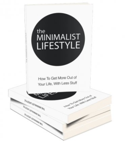 the minimalist lifestyle + gold