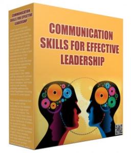 Communication Skills For Effective Leadership | eBooks | Education