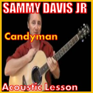 learn to play candyman by sammy davis jr